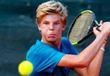 Konstantin Zhzhenov da record: a 14 anni, convocato in Coppa Davis con la Russia