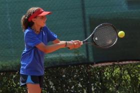 L'azzurra Sara Ziodato, una delle trascinatrici dell'Italia semifinalista - (foto Frame Project)