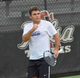 Ettore Zito, siracusano classe 1991, gioca per la Middle Tennessee State University