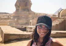 """Michelle Zmau: """"Sono cresciuta mentalmente e, se la schiena mi aiuta, posso ottenere risultati migliori!"""""""