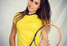 """Michelle Zmau: """"Ogni match è un esame, ma voglio il massimo possibile"""". La tennista di Iasi racconta la sua storia: dall'arrivo in Italia  al domani che verrà"""
