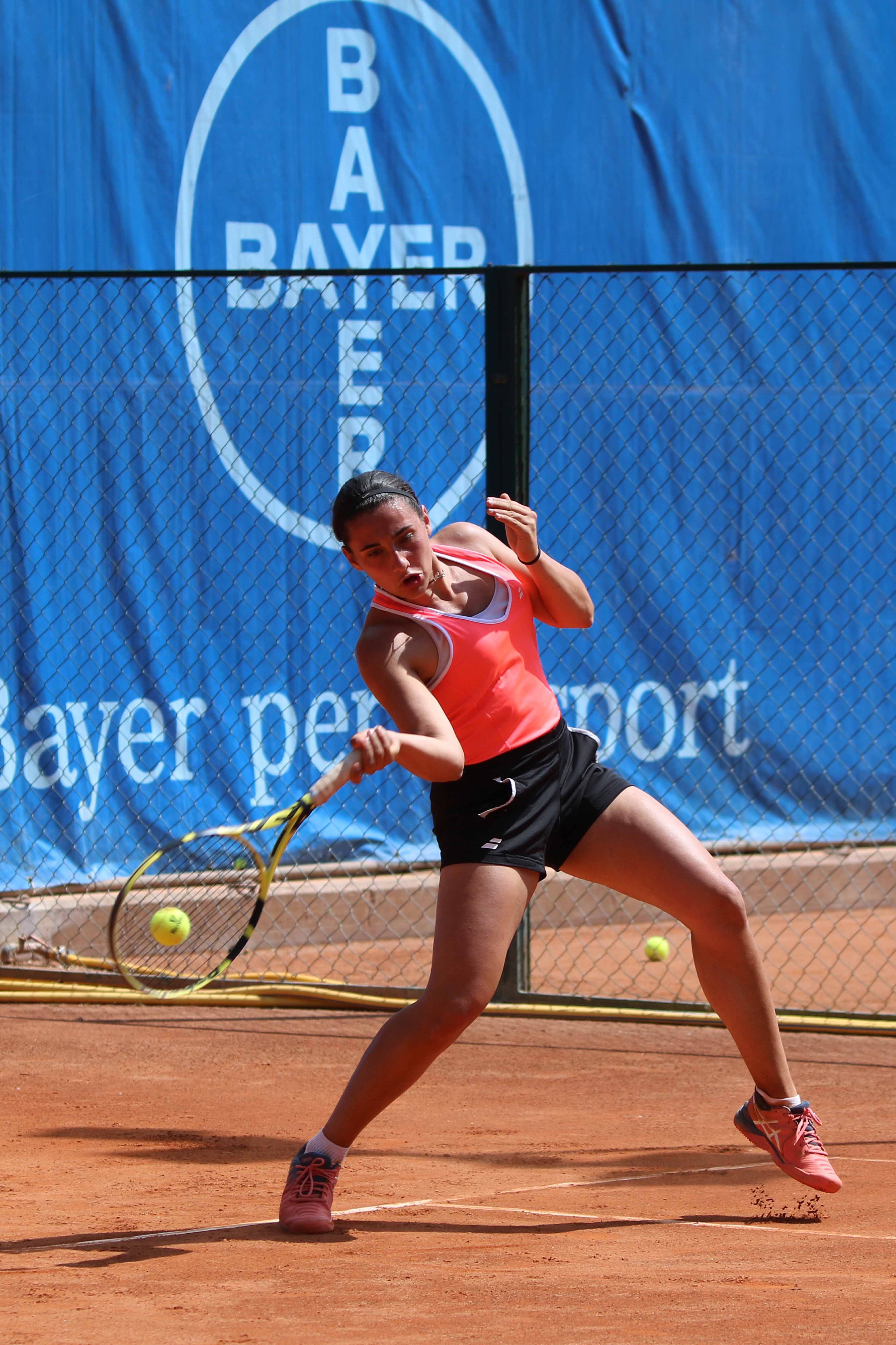 Arianna Zucchini nella foto