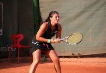 Ad Izmir settimana da incorniciare per Agnese Zucchini. Per l'azzurra primo titolo ITF in carriera. Agnese ha concesso alle avversarie soltanto 22 game