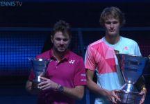 ATP San Pietroburgo e Metz: Arrivano i primi successi in carriera per Alexander Zverev e Lucas Pouille (Video)
