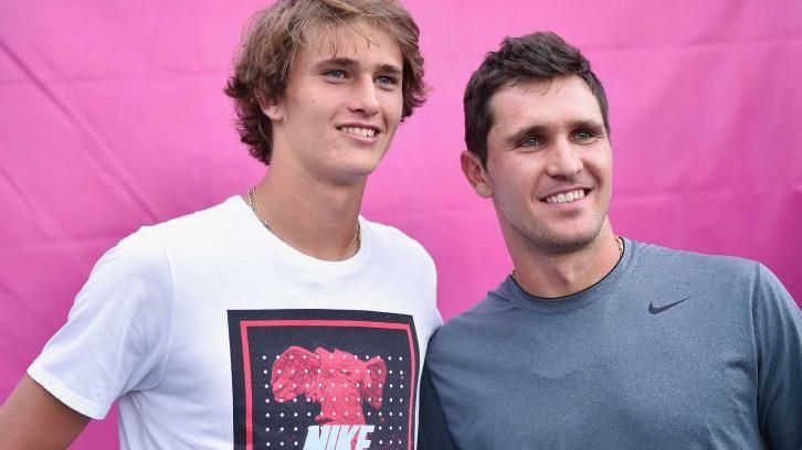I due fratelli Alexander e Mischa Zverev chiudono la stagione nei top 35 del ranking ATP
