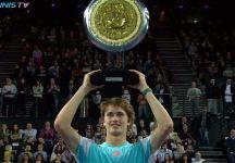 ATP Montpellier e Sofia: Grigor Dimitrov vince il torneo di casa. Alexander Zverev vince in Francia e da domani sarà al n.18 del mondo (Video)