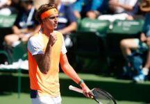 Masters 1000 Monte Carlo: Andreas Seppi fuori all'esordio. L'azzurro perde netto da A. Zverev