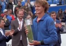 ATP Monaco, Istanbul e Estoril: Alexander Zverev vince in casa. Marin Cilic conquista Istanbul. Carreno Busta conquista l'Estoril (Video)