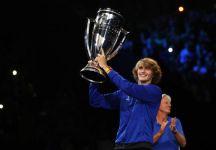 """Alexander Zverev: Si alla Laver Cup e no alla Davis. Pilic """"Perchè gioca la Laver Cup, un evento di esibizione? Ha già guadagnato denaro a sufficienza"""""""