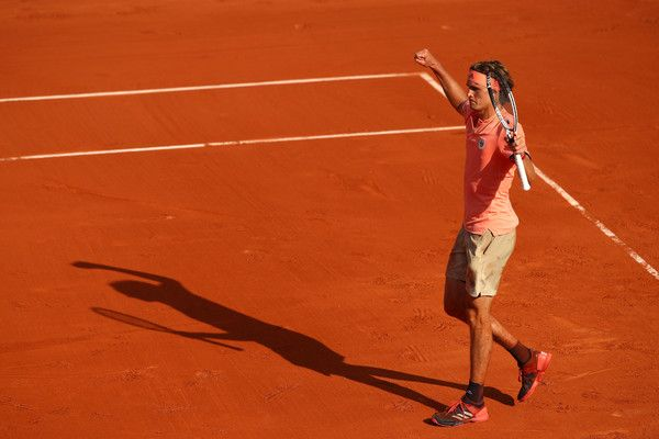 I risultati dal Roland Garros