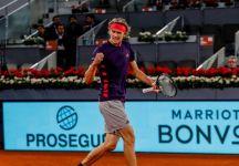 ATP Ginevra e Lione: Successi di A. Zverev e B. Paire