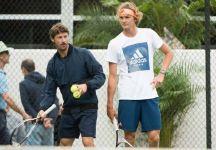 Juan Carlos Ferrero parla dell'indisciplinato Alexander Zverev