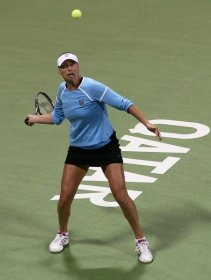 Vera Zvonareva testa di serie n.1 a Baku