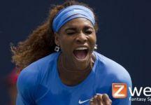 Fantastagione di tennis WTA: almeno 700 euro di premi