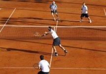 Coppa Davis – Italia b. Slovenia 3 a 0: Starace e Bracciali vincono il doppio. Gli azzurri a settembre saranno alla caccia del World Group 2012