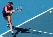 WTA Sydney: Petra Kvitova perde in semifinale dalla Na Li e non sarà la prossima settimana al n.1 del mondo