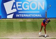 Tamira Paszek annulla cinque palle match alla Kerber e trionfa nel torneo di Eastbourne. Ferrer e Petrova vincono ad s'Hertogenbosch