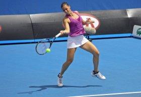 Flavia Pennetta non è mai andata oltre il terzo turno agli Open d'Australia.