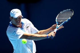 Andy Roddick ha all'attivo un titolo dello Slam, conquistato a New York nel 2003.