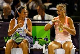 Vittoria nel doppio per Roberta Vinci e Sara Errani